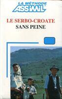 Le Serbo-Croate sans peine