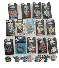 Gros Lot de 20 Pin's DISNEY STITCH