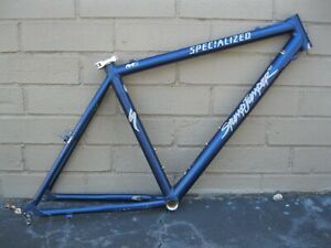 "1997ish Specialized Stumpjumper FS 17"" M2 Aluminum Mountain Bike Frame 26er MTB"