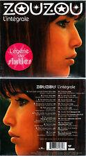 "ZOUZOU ""L'Intégrale"" (CD Digipack) 2003 NEUF"