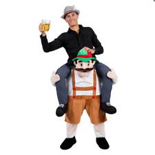 Carry Me Oktoberfest Bavarian Beer Guy Funny Fancy Dress Costume Festival