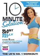 10 Minute Solution: Blast Off Belly Fat DVD NEW