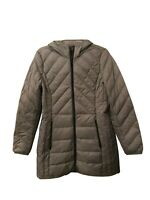 LONDON FOG Women's, Light Weight Quilted Pack-ABLE Down Jacket, Medium