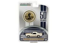 GREENLIGHT 1/64 50th Anniversary Collection 1967 Shelby GT500 Diecast Car 27920
