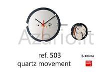 mouvement à quartz Ronda 503 mouvement quartz pour montre montres Suisse