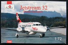 Amodel 72262 - Jetstream 32 British Aerospace - 1:72 Flugzeug Modellbausatz Kit