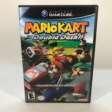GameCube Replacement Case - Case Only NO GAME - Mario Kart Double Dash!!