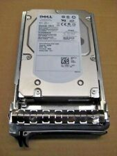 "Dell 450GB 15K RPM 3.5"" LFF SAS HDD with Caddy, ST3450856SS, 9CL066-050, 0FM501"