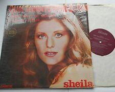 *SHEILA Quel temperament de feu NM- CANADA 1975 CARRERE LCR 800 LP SHRINK FRENCH
