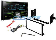NEW PIONEER CAR STEREO BLUETOOTH W/ COMPLETE INSTALL DASH KIT & USB/AUX INPUT