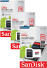 SanDisk Ultra Micro SDXC Class 10 Samsung Galaxy S4 S5 S7 S8 S9 Memory Card