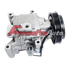 A/C Compressor Fits Toyota Echo 2000-2005 L4 1.5L Scroll (SCS06C) 77370