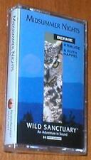 Midsummer Nights - Authetic Nature Sounds - Wild Sanctuary ~ New Cassette