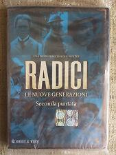 Radici le nuove generazioni - Seconda Puntata - DVD nuovo sigillato