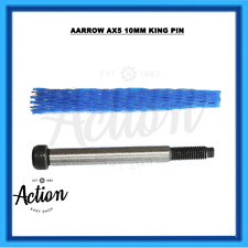 Go Kart 10Mm King Pin Arrow X5 Length 90Mm Ground Fitted Length 65Mm Genuine New
