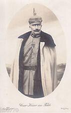 Postkarte Unser Kaiser im Felde.