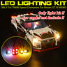 ONLY LED Light Lighting Kit For LEGO 76896 Speed Champions For Nissan GT-R