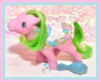 ❤️My Little Pony MLP G1 Vtg Merry Go Round MGR Ponies Sunny Bunch SunnyBunch❤️