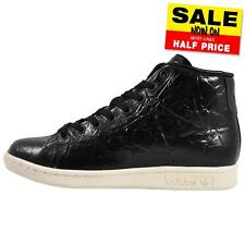 Adidas Originals Stan Smith  Mid Women's  Leather Classic Casual Retro Trainers