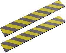 Auto Türschutz Polster Schutz Leiste Garagenschutz 2x 1 m Wandschutz Prallschutz