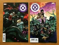 House of X 6, Powers of X 6 Pepe Larraz,  R. B. Silva Main Covers Marvel NM+