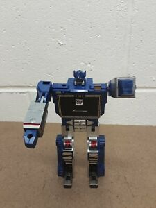 Vintage 1983 Transformers Soundwave G1. Takara Hasbro. Nice Condition