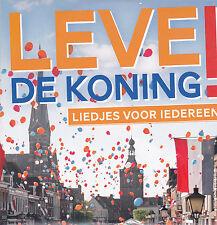 Leve De Koning-Liedjes Voor Iedereen cd single