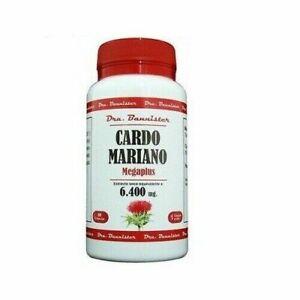 CARDO MARIANO megaplus 6.400mg. 60cps DRA BANNISTER Envío 24h y gratis.