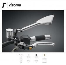 Rizoma Tomok SPORT Specchietto lato sx Specchio retrovisore universale alluminio