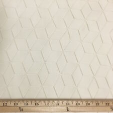 Neoprene Scuba Knit Fabric Embossed Poly Spandex Sold BTY 58''Wide Apparel CUBED