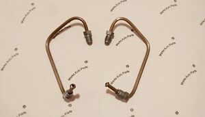 Audi A4 B7   from 2006-2011 front (1pair )brake pipes