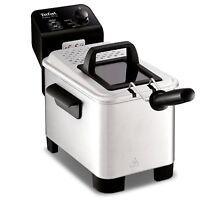 Tefal FR333040 Easy Pro Semi Pro Stainless Steel Deep Fat Fryer 1.2kg 2200W