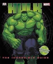 Hulk  the Incredible Guide by Dorling Kindersley Ltd (Hardback, 2008)