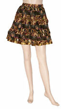Unbranded Floral 100% Cotton Skirts for Women
