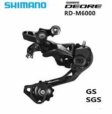 Shimano Deore RD-M6000 SGS-GS 10s Shadow M615 Cambio Trasero Bicicleta Mtb