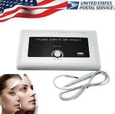 USA Ultrasonic Freckle Spots Pigments Removal  Facial Skin Care Beauty Device A+