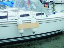 Fenderbrett zum Anlagen 120cm x 24,5cm x 1,8cm Anlegehilfe Spundwand Pfahl Boot