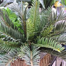 46cm  Artificial Phoenix Sago Palm Cycas Fern Plant Tree Wedding Home Decor