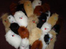 20 Finger Puppets faux fur party favors classroom