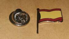 spain flag lapel badge spanish costa de sol