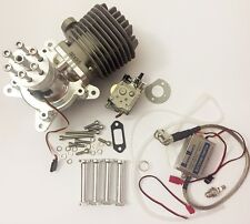 BNIB BH 85cc Gasoline Engine w/Electronic Ignition & Carburetor for RC Airplane