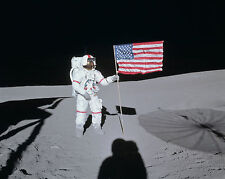Apollo 14 Moon Landing Mission NASA Alan Shepard 11 x 14 Photo Picture Poster