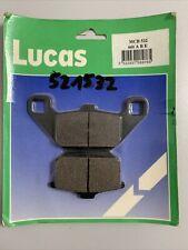 TRW Lucas Pastillas Freno MCB532 Kawasaki Delant. XX1018