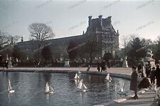 Farb-Dia-Paris-Jardin Tuileries-Île-de-France-agfacolor-R.Bothner-1940-land-17