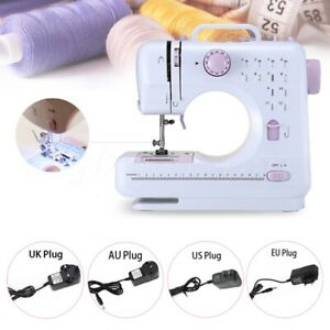 Double-line Household Sewing Machine 505A Multifunction Electric Sewing Machine