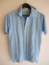 Original Genuine JULIAN HAYE Vintage Retro 1950s 60s MOD Style Polo Top Sz S/M