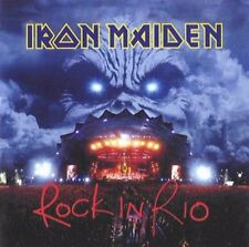 Iron Maiden - Rock in Rio - New Triple 180g Vinyl LP - Pre Order - 23/6