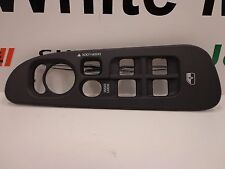 02-05 Dodge Ram Left Front Door Power Window Switch Bezel Mopar Dark Slate Oem