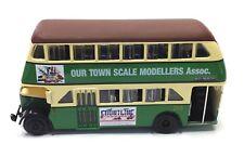 Own Town Scale Modellers, Trux Code 2 TX6K - AEC Regent III Double Decker- Green