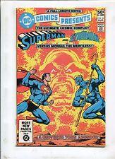 DC COMICS PRESENTS #36 SUPERMAN & STARMAN VS MONGUL! (9.2) 1981